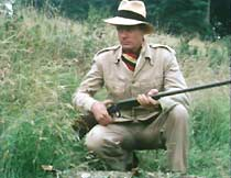 Snake in the grass: Harry Druce (Richard Heffer).