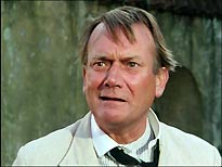 "Denholm Elliot in ""Across The Andes By Frog"""
