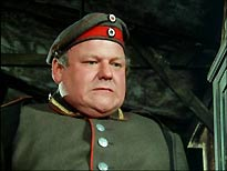 "Roy Kinnear in ""Escape from Stalag Luft 112 B"""