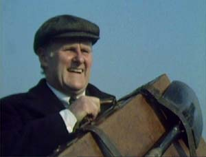 "Peter Vaughan in ""A Warning to the Curious"""