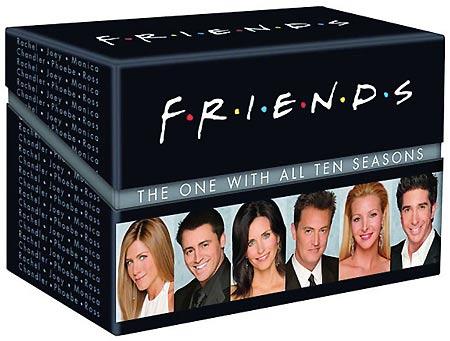 friends seizoenen